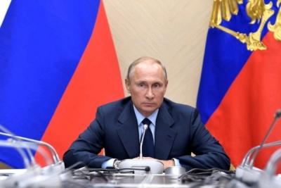 Путин утвердил основы госполитики России в области промбезопасности до 2025 года
