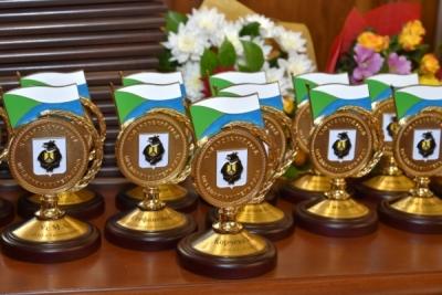 Лучших бизнесменов наградили в Хабаровске