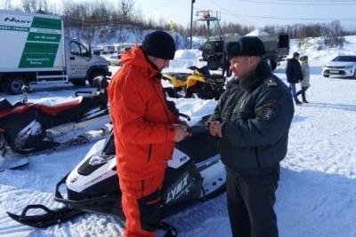 Профилактическая операция «Снегоход» стартовала в крае 1 февраля