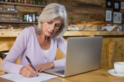 Удаленная работа для граждан, кому за 65