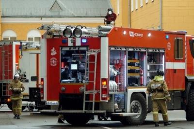Охрана труда в подразделениях государственной противопожарной службы
